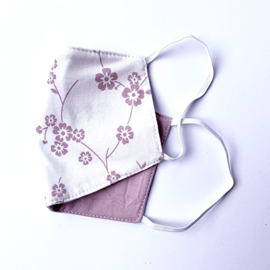 Violet Ice Print