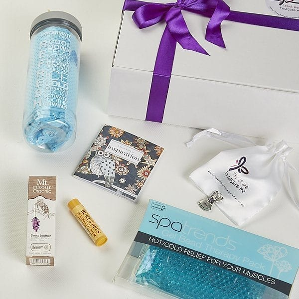 After treatment gift pack essentials