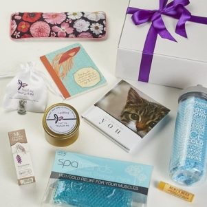 After treatment gift pack essentials plus