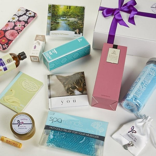 After treatment gift pack premium
