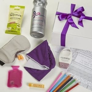 Chemo gift pack essentials