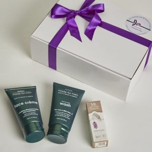 Men;s organic care pack