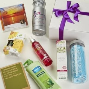 Radiation gift pack essentials plus