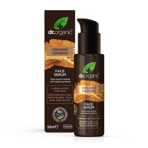 Organic Face Serum