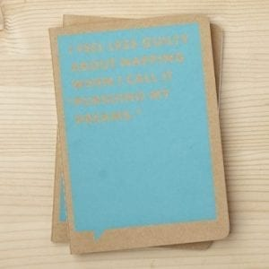 notebooks & mini notebooks