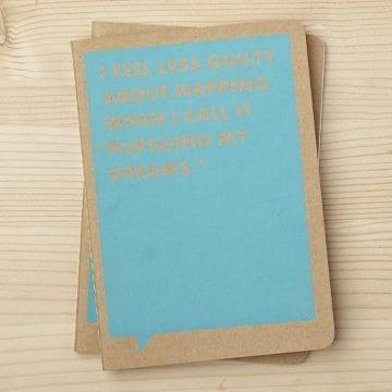 notebooks & mini notebooks