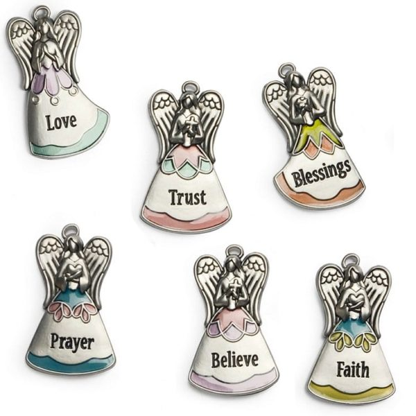 Blessing Angel Charms