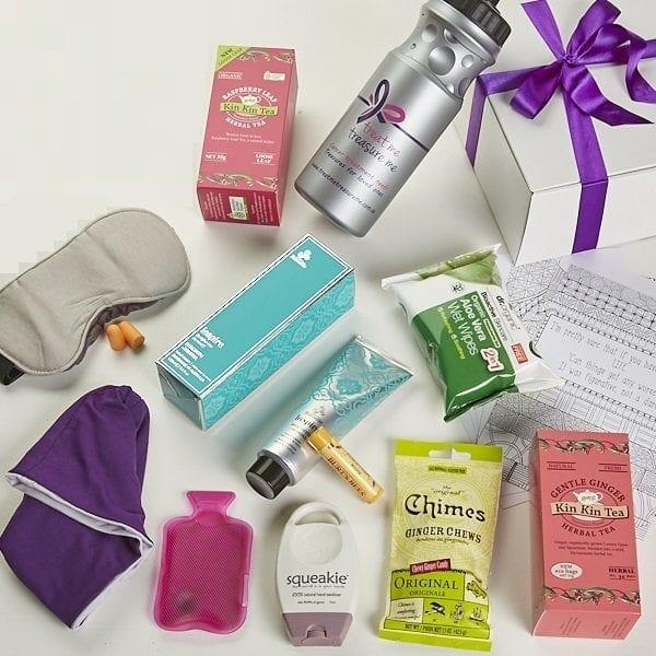Chemo gift pack essentials plus