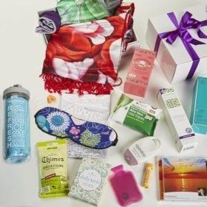 chemo gift pack premium
