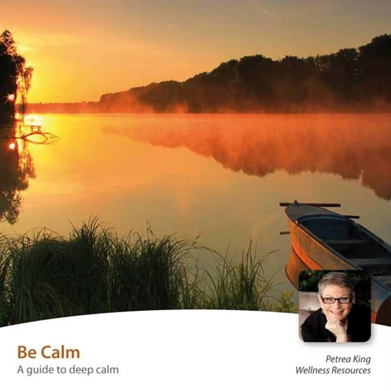 be calm guided meditation
