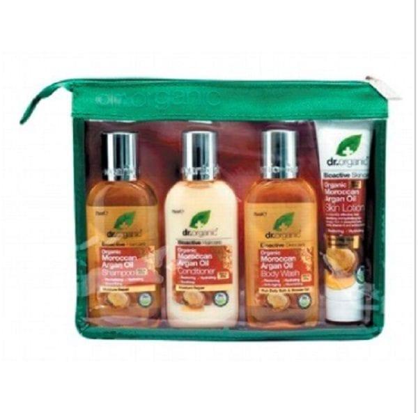 Dr Organic Argan Oil Hospital pack- organic