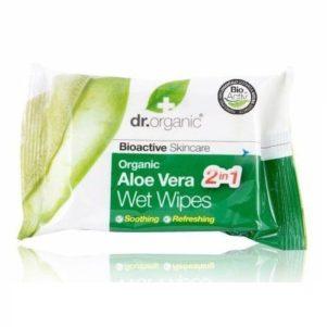 Aloe Vera Wipes - 100% Organic