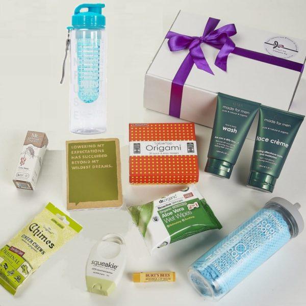 Men's care pack (essentials plus!)