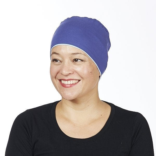Cotton head cuddle - kentucky blue/ocean blue