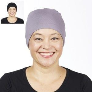 Cotton head cuddle - black/grape