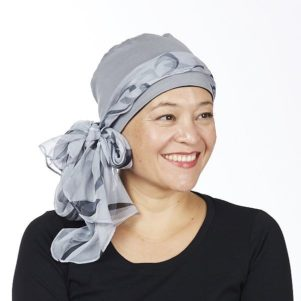 Cotton head cuddle - black/stone grey