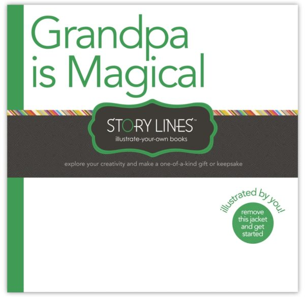grandpa is magical