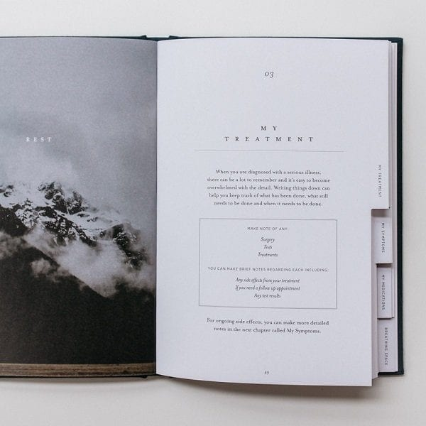 Care + Notes - Journal