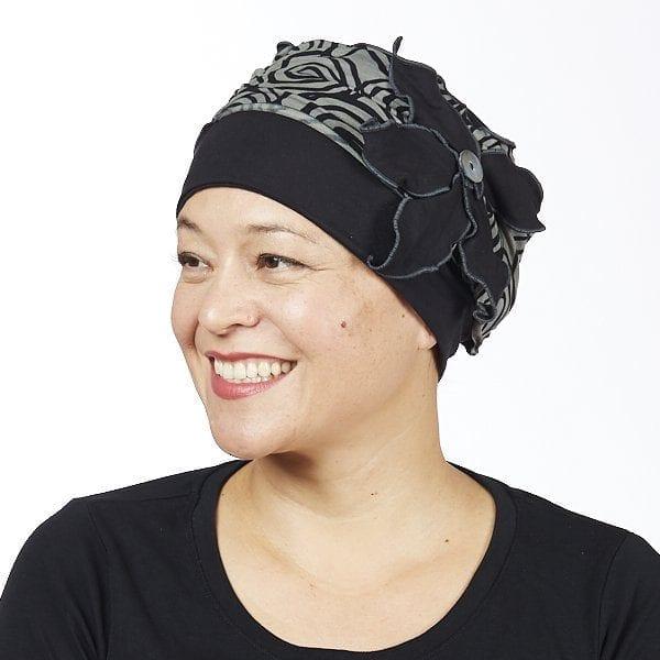 Stylish Flower Hat