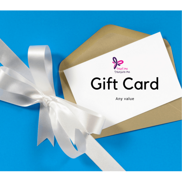 Gift card - any value