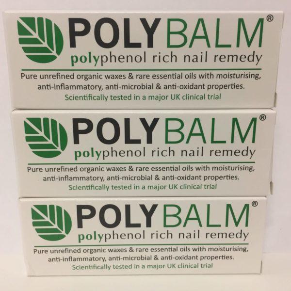 Polybalm - nail treatment